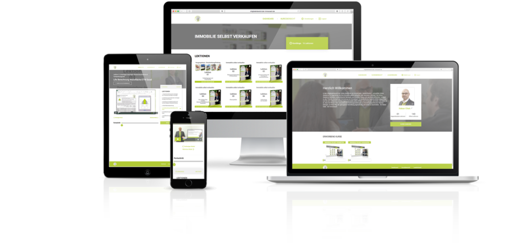 Verkaufsakademie - Der ImmoCoach Online Akademie