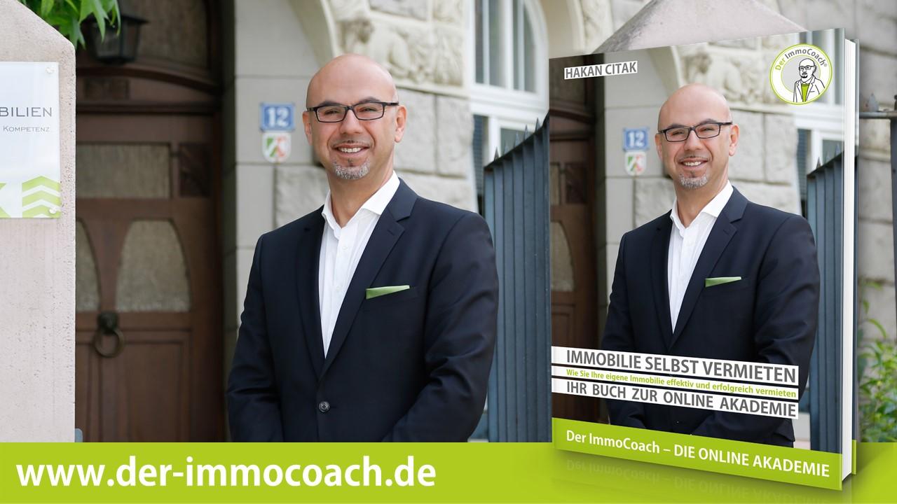 Buch Immobilie Selbst Vermieten - Der ImmoCoach