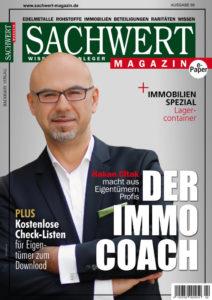 Der ImmoCoach im Sachwert Magazin