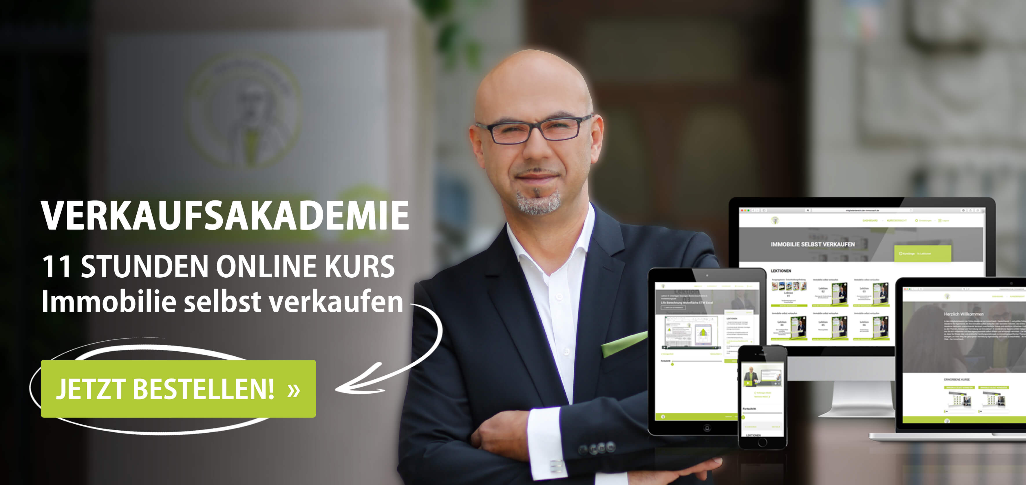 Online Kurs Immobilie selbst verkaufen