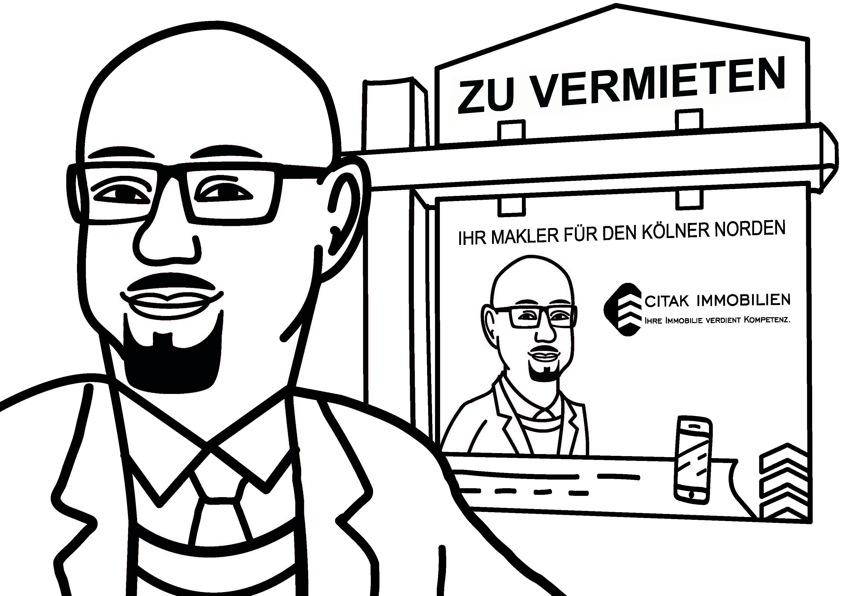 Offline Marketing - Maklergalgen