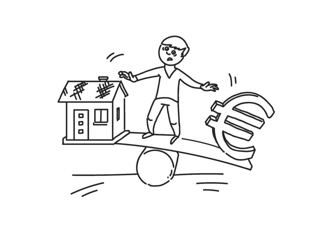 Plan Hausverkauf privat