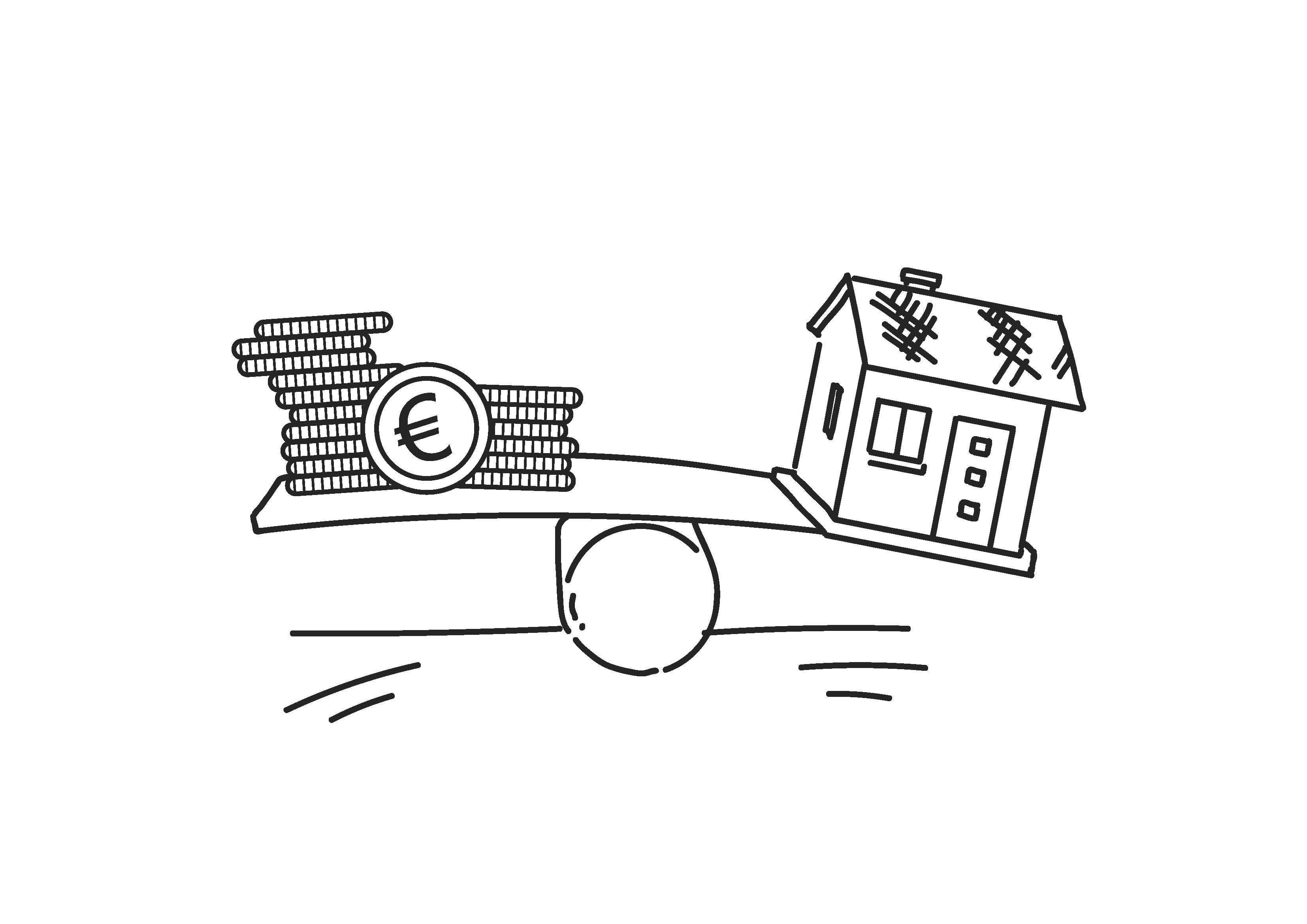 Verkehrswert berechnen Immobilie