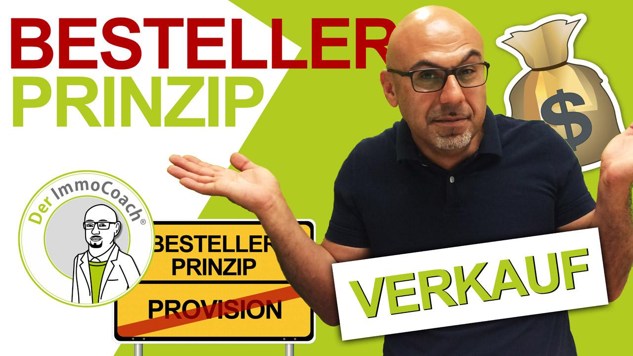 Bestellerprinzip Verkauf - Beim Immobilienverkauf Und Beauftragung Eines Maklers