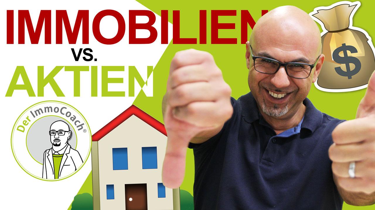 Immobilien Oder Aktien - Welche Geldanlageform Gewinnt?